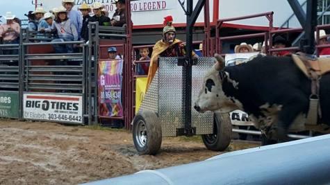 Elizabeth Stampede Rodeo 2015
